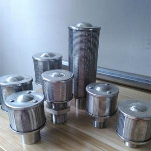Tratamento de água em aço inoxidável vaso do filtro de bicos industriais