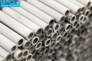 Acero Inoxidable 316L de tubería sin costura Proveedor en Wenzhou
