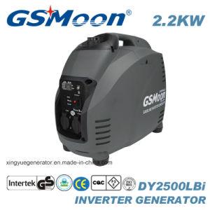 2.2KVA EPA утвердил компактный Super Silent Цифровой генератор инвертора