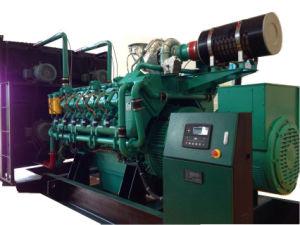 전기 Natural Gas 1mw Green Power Genset