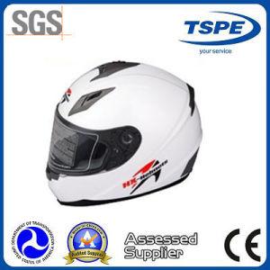 Helm van het Gezicht van de Motorfiets van de Helm van de PUNT de Volledige (x-303)