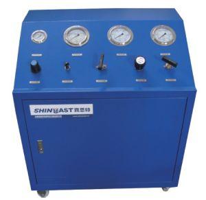 ガスの増圧ポンプシステム(GBS40)