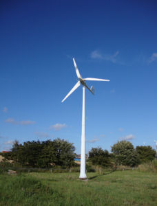 Petit vent générateur de puissance pour la maison ou à usage agricole