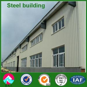 Estructura de acero profesional del diseño y fabricación de estructura de acero de la luz de almacén