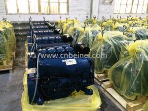 발전을%s 공기 냉각기 디젤 엔진 F4l912