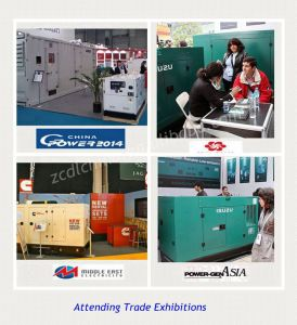 25~2000kVA geradores com potência de motor Diesel Cummins