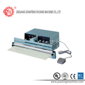 Machine Semi-Automatique de bureau de mastic de colmatage (PS-450)