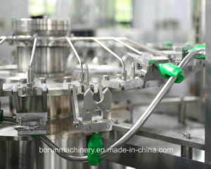 경쟁적인 디지털 통제 물 병에 넣는 포장기