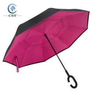 Última Tempestade inquebrável guarda-chuva invertida OEM