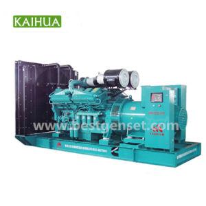 1000kw/1250kVA diesel Generator met het Open Type van Motor Kta50-G3 van Cummins