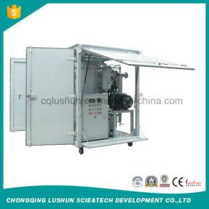 Marca Lushun Zja Servies vacío de alta eficiencia purificador de aceite de transformadores con precio de fábrica.