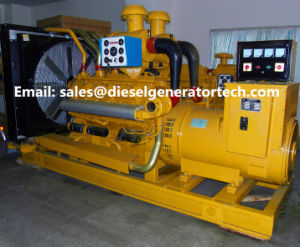 250квт мощности генератора с Shangchai дизельного топлива дизельного двигателя