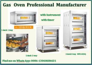Porco cotto commerciale industriale del forno olandese del gas della macchina di cottura con Ce
