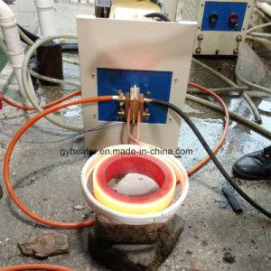 25kw高周波セリウム公認磁気誘導電気加熱炉