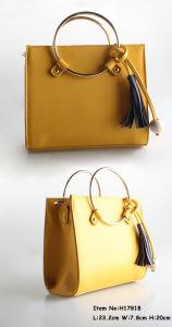 La mujer en el bolso, 18ss moda bolso