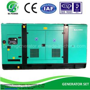 500kw tipo silencioso generador Cummins Diesel / Generar Set / grupo electrógeno con CE, SGS ISO