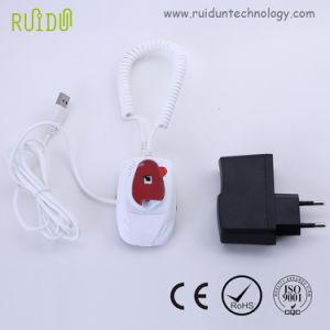 Soporte para teléfono móvil con alarma y función de carga