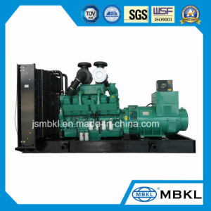 Generatore del motore diesel di prezzi competitivi 900kw/1125kVA Kat38g9 Cummins con il generatore di Stamford