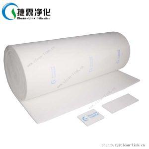 Van de Katoenen van Cottonpaint van de Filter van het Plafond van de Filter van het plafond (c-600G) de Cabine van de Nevel Vezel van Filterscotton