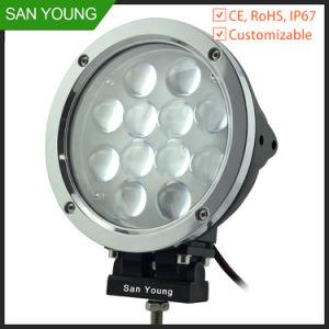 10-80V 7 pouces LED CREE des feux de conduite 60W