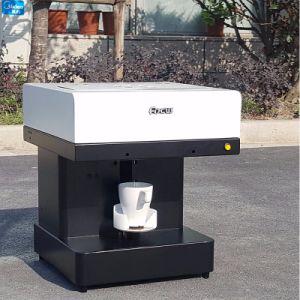 Einfach, essbaren Nahrungsmitteldrucker-Blumen-Drucker zu benützen