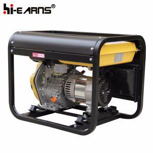 Gruppo elettrogeno portatile di potenza di motore diesel (DG2500)