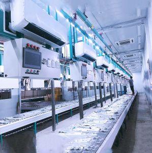 Sistema de Inspección de Productos automático multifunción para uso doméstico aire acondicionado