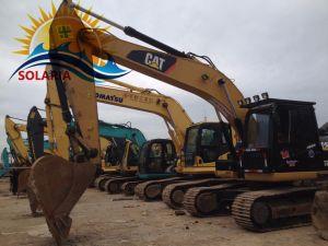 Escavatore scavatore idraulico utilizzato del cingolo del gatto 320d della macchina della costruzione