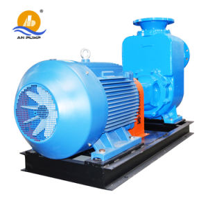 Dieselmotor-Bewässerung-zentrifugale Wasser-Pumpe