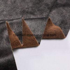 La tapicería de tela de terciopelo sofá estampadas