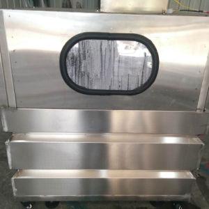 Personalizable Tsautop máquina de impresión de transferencia de agua de lavado de la máquina del tanque de enjuague con puerta automática