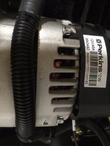 30kVA de potencia continua de 24 kw Perkin original Generador Diesel insonorizado generador