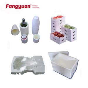 FangyuanフルオートマチックEPSのヘルメットの泡パッドの成形機