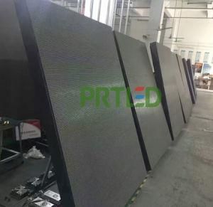 Scheda esterna del segno di Digitahi LED di colore completo con anteriore aperto (P5, P6, P8)