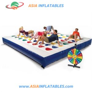 Rose Interactive Twister Twister Matelas Gonflable Rose Interactive