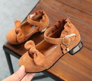 Venta caliente zapatos de moda Zapatos de niña