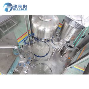 Nice en acier inoxydable de qualité 3-en-1 Capping de remplissage de la machine à laver de l'eau