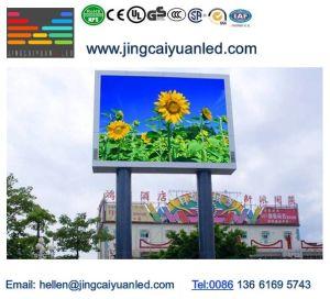P10 en la pantalla digital LED para publicidad