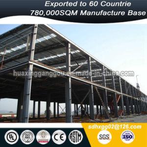 Gebouwen van het Staal van de Prijs van de fabriek de Architecturale