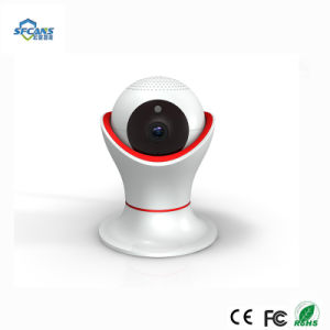 2MP 1080P CCTV小型Fisheye IPの無線機密保護のWiFiのカメラ