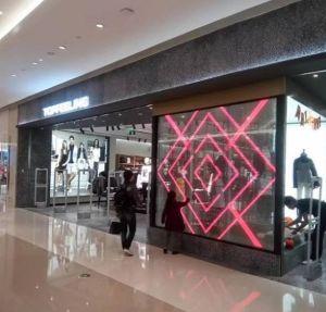 Commerce de gros mural intérieur 10 mm affichage LED