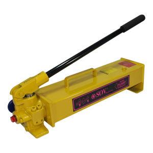P-1600油圧ツールの製造業者の超高圧油圧ハンドポンプ