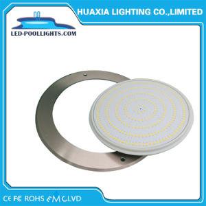 8mm de espesor de acero inoxidable 31618W LED plana de la luz de la piscina