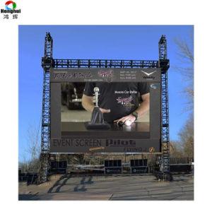 Factory Direct P5 Outdoor Location mur vidéo de l'écran LED de la publicité