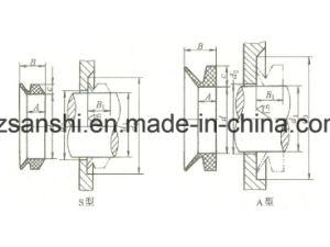 Anello sigillante competitivo di Va Vl dalla fabbrica della Cina