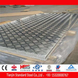 strato dell'impronta di Chekcer dell'alluminio 1050 1060 1100