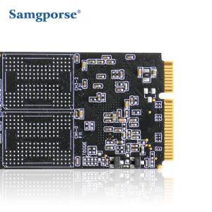 На заводе прямой продажи Msata SSD 128 ГБ при чтении 563МБ/с