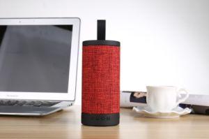 Портативный мини-разъем стерео Bluetooth Speake на открытом воздухе с FM радио FM+TF+U-диска