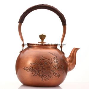 茶鍋の茶鍋の銅の鍋の銅の茶鍋の中国人の鍋