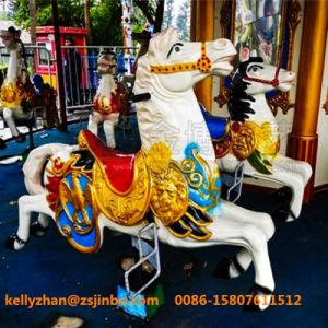 工場価格の遊園地は屋外のクリスマスのコンベヤーの装飾に乗る